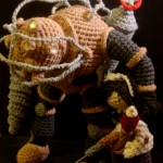 Amigurumi Crochet Little Sister from Bioshock