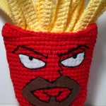 Frylock - Front View